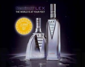 Nemiroff LEX wins at Global Spirits Masters International competition