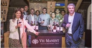Wines of Chile names Viu Manent Winery of the Year 2017