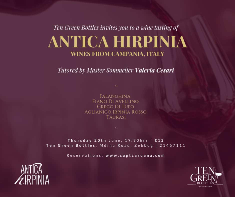 20th June Antica Hirpinia
