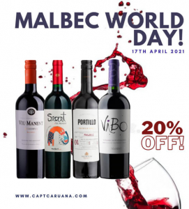 Malbec, the grape that's gone places!