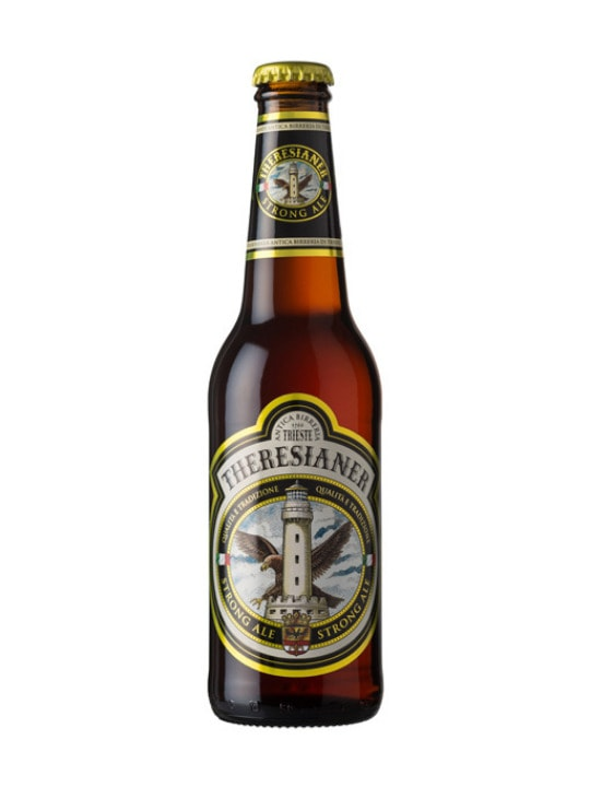 theresianer strong ale beer 33cl
