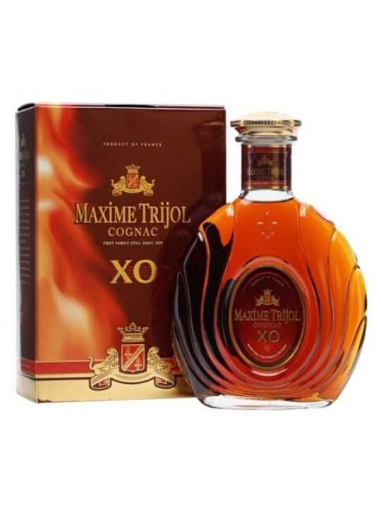 maxime trijol xo cognac 70cl