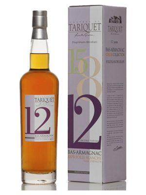 Domaine du Tariquet Bas-Armagnac Folle Blanche 12 Year Old 70cl