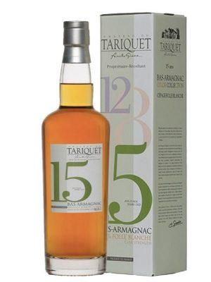 Domaine du Tariquet Bas-Armagnac Folle Blanche 15 Year Old 70cl