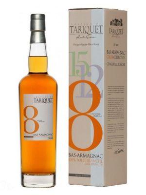 Domaine du Tariquet Bas-Armagnac Folle Blanche 8 Year Old 70cl