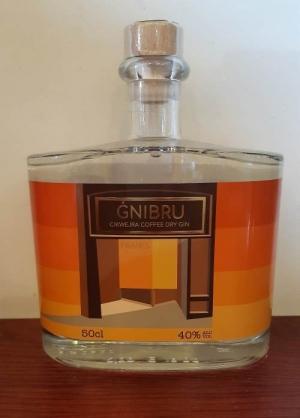 Ġnibru Gin Cikwejra Coffee Dry 50cl 40%