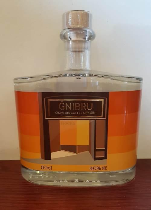 Gnibru Maltese Gin Franks Boutique