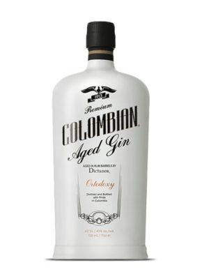 Dictador Aged Gin Ortodoxy 70cl