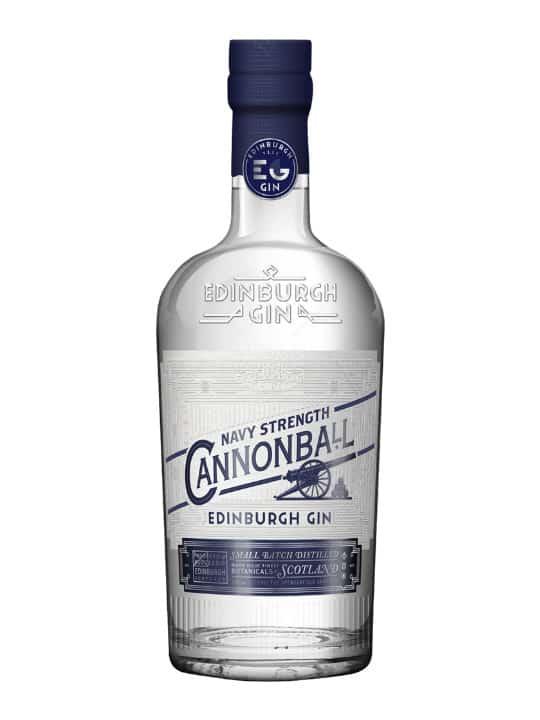 edinburgh cannonball gin 50cl
