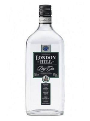 London Hill Dry Gin 70cl