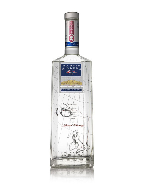 martin millers 40 gin 70cl