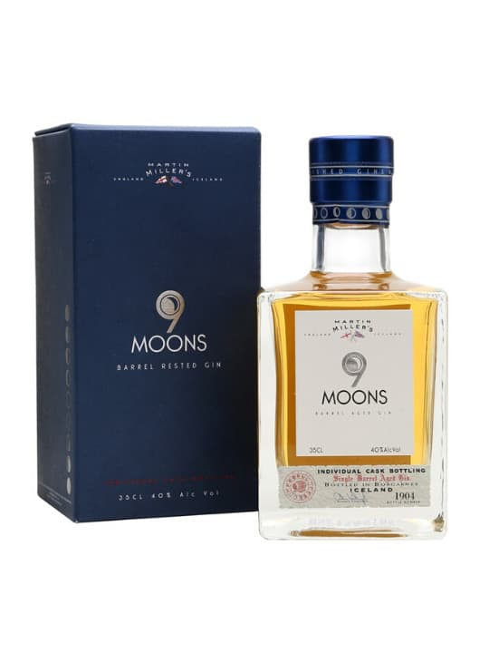 martin millers gin 9 moons 70cl