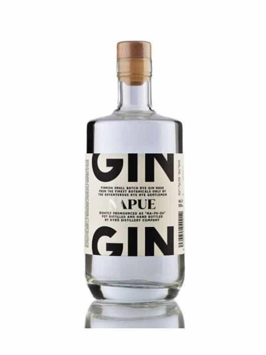 napue rye gin 50cl