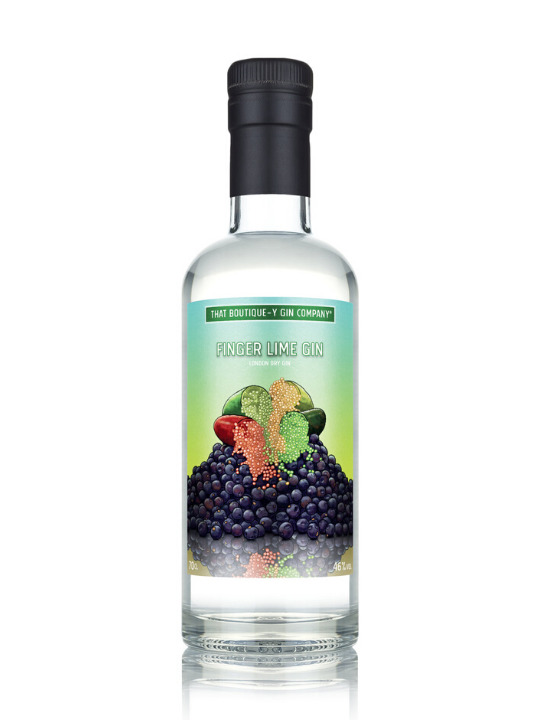 that boutique y finger lime gin 70cl
