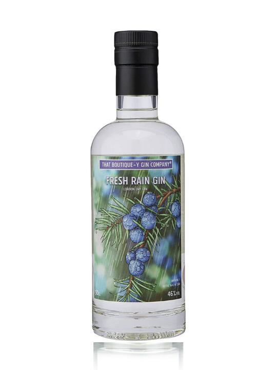 that boutique y fresh rain gin 50cl