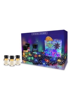 12 Days Of Gin 36cl Advent Calendar Miniature Set