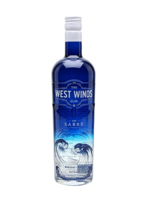 West Winds Gin The Sabre 70cl