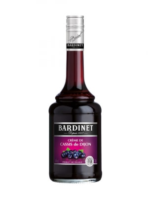 Bardinet Creme de Cassis Blackcurrant 70cl
