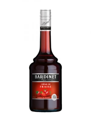 Bardinet Creme de Fraise Strawberry 70cl