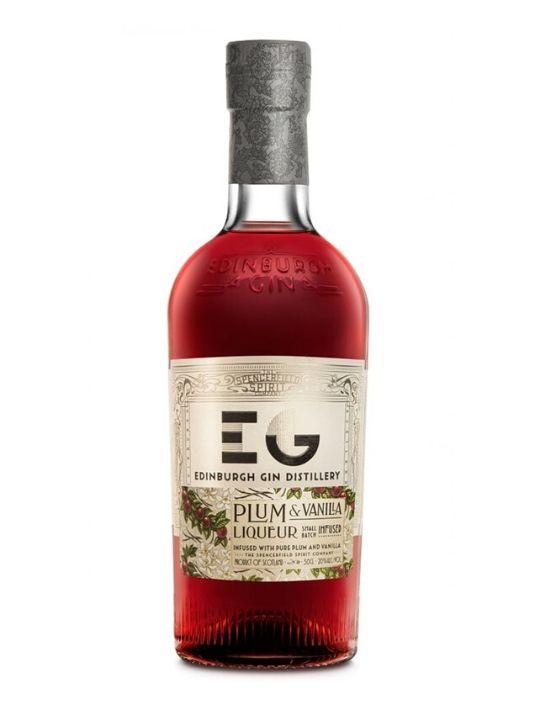 edinburgh gin plum vanilla liqueur 50cl