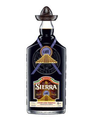 Sierra Tequila Cafe` Liqueur 70cl