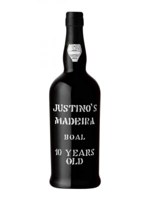 Justino's Boal 10 Year Old Madeira 75cl
