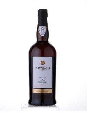 Justino's Colheita 1997 Verdelho Madeira 75cl
