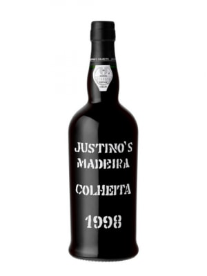 Justino's Colheita 1998 Fine Rich Madeira 75cl