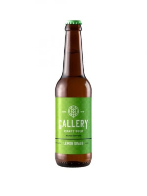 Gallery Lemon Grass Beer 33cl