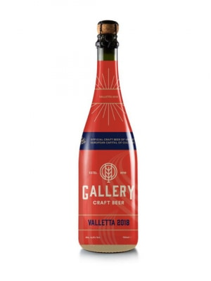 Gallery Valletta 2018 Craft Beer 75cl