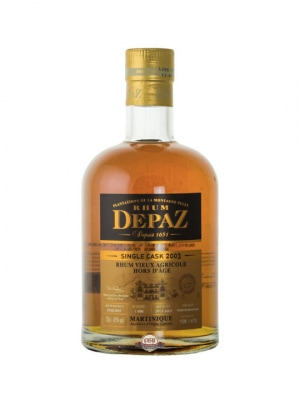 Depaz Rhum Single Cask 2003 70cl
