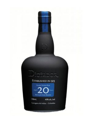 Dictador Rum 20 Year Old 70cl