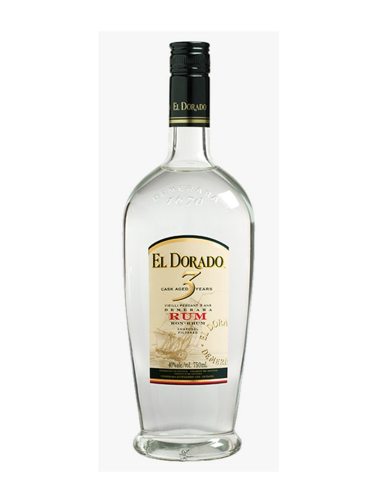 el dorado 3 yo rum 70cl