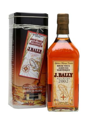 J. Bally Rhum Vintage 2002 70cl