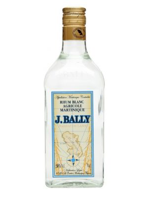 J. Bally Rhum Blanc 50% 70cl