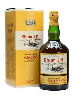 Rhum J.M VSOP 70cl