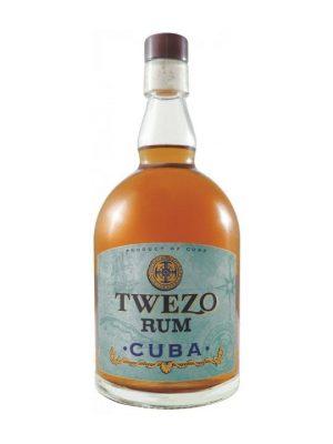 Twezo Rum Cuba Rum 70cl