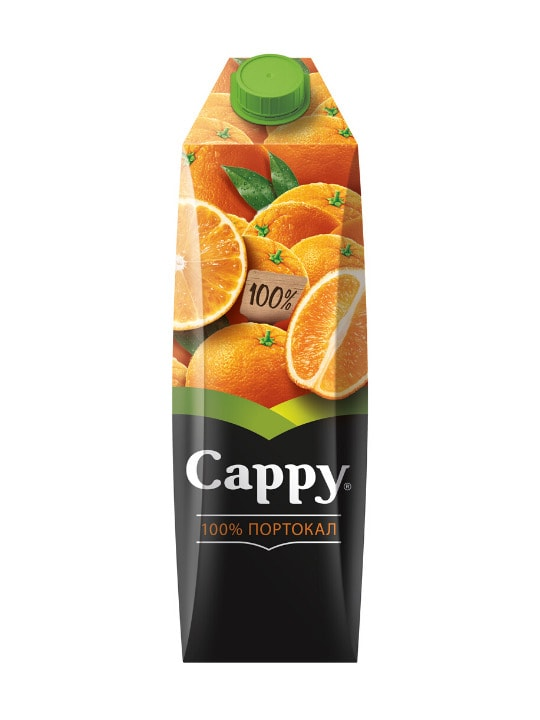 cappy orange juice 100cl