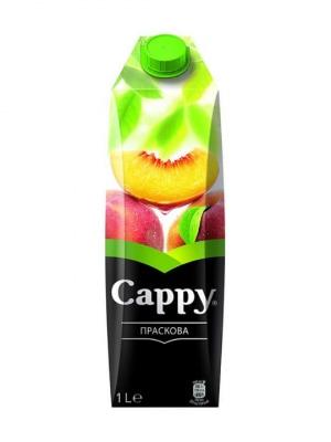 Cappy Peach Juice 1lt