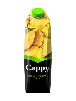 Cappy Pineapple Juice 1lt