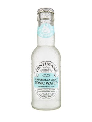 Fentimans Light Tonic Water 125ml