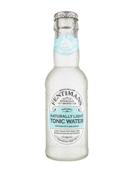 fentimans light tonic water 125ml