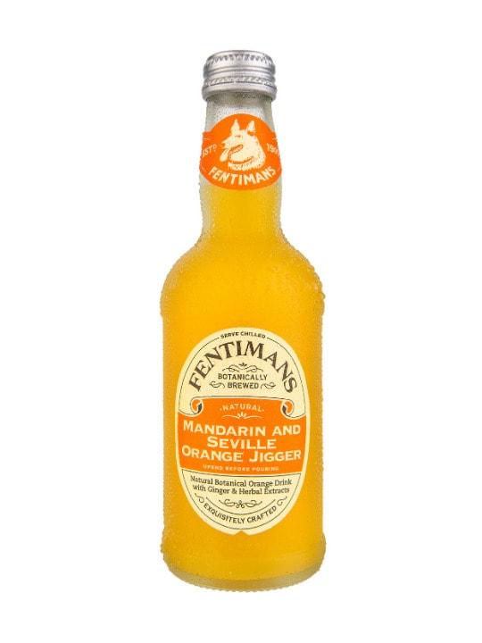 fentimans mandarin orange jigger 275ml