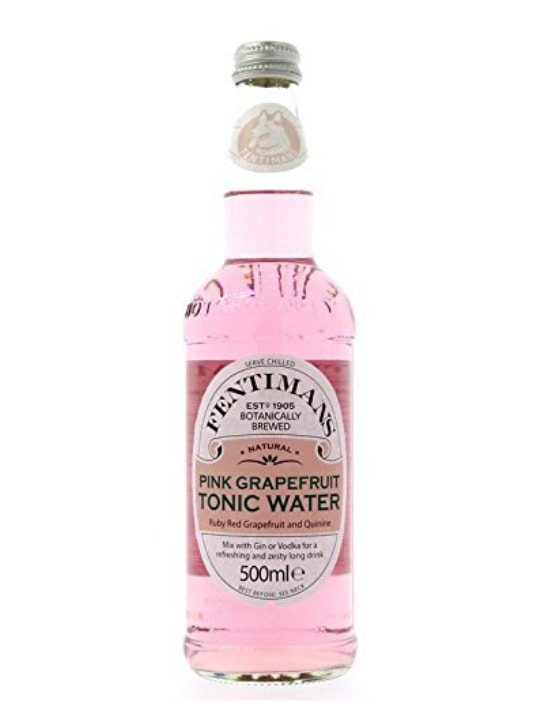 fentimans pink grapefruit tonic water 500ml