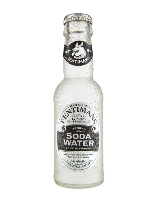 fentimans soda water 125ml