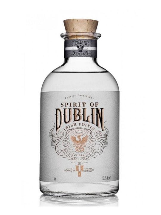 teeling poitin spirit of dublin 52.5 50cl