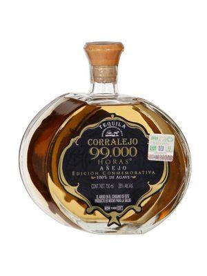 Corralejo Tequila 99.000 Horas 70cl