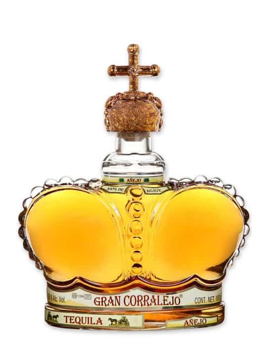 gran corralejo tequila 100cl