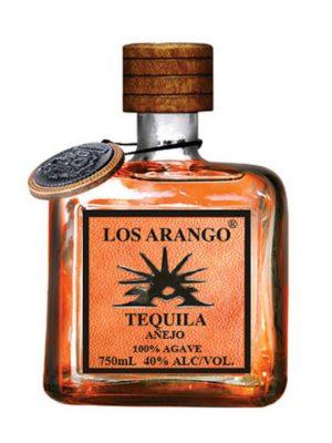 Los Arango Tequila Anejo 70cl