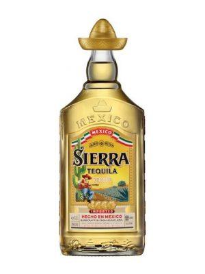 Sierra Tequila Reposado 38% 70cl